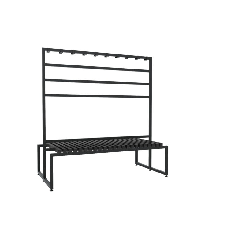 Sola Bench Double Partition 150